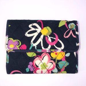 Vera Bradley euro wallet ribbons 2012-13